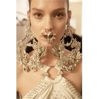 Givenchy Haute Couture 2012 İlkbahar Yaz Koleksiyo