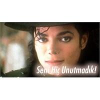 Michael Jackson – Seni Hiç Unutmadık