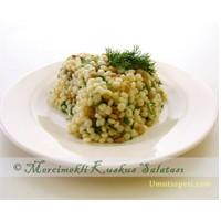Lahana, Mercimekli Kuskus Ve Barbunya Salatası