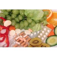 Aspirin Yerine Meyve Ve Sebze
