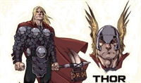 Thor un Setinden İlk Video