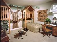 Çok Özel Yatak Odaları
