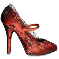 2011 Yılının Dantelli Ayakkabı Modelleri