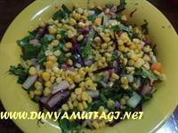 Makarna Salatası Farklı Lezzetler Arayanlara