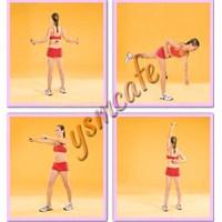 Pilates Lastiği İle Kol İnceltme Egzersizleri