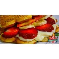 Gurme Waffle Tarifi