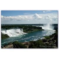 Niagara Şelalesi ( Kanada )