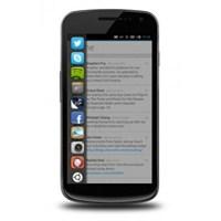 Ubuntu Phone Os, Ces 2013'te Tekrar Görücüye Çıktı
