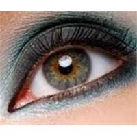 Gençleştiren Göz Makyajı