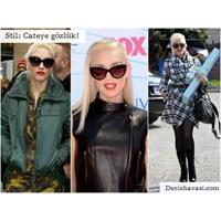 Ünlü Stil: Gwen Stefani Gözlükleri