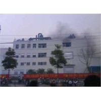 Çin'deki İpad Üreten Fabrikada Patlama: 2 Ölü Var