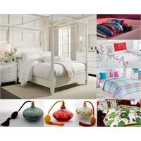 Yatak Odanızı Canlandırmanın Yolları!