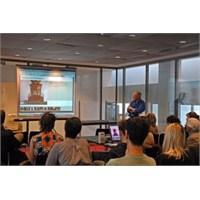Girişim Evi'nden Ücretsiz Sunum Teknikleri Eğitimi