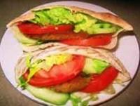 Felafel-bir Filistin Yemeği