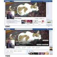 Facebook Zaman Tüneli Değişiyor..