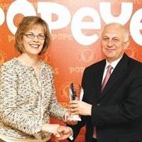 Tab Gıda'ya Fastfood Franchise Ödülü