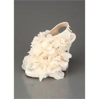 2012 Gelinlik Ayakkabı Modelleri