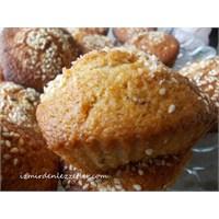 Taze Meyveli Muffin