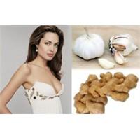 Angelina Jolly Ve Güzellik Sırları