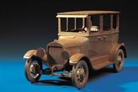 Tahtadan Araba Minyatürleri