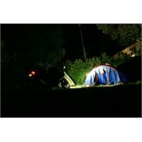 İznik Keramet İlıcası'nda Çadırda Kalmak