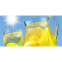 Limonata Tarifi İle Serinleyin