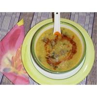 Pavurya Çorbası