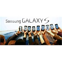 Galaxy S Serisi 100 Milyonu Gördü!
