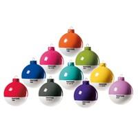 Pantone Renklerinden Yılbaşı Süsleri
