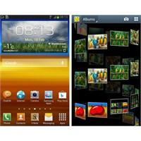 Galaxy Note İçin Android Güncellemesi Yayınlandı!.
