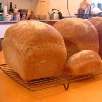 Ev Yapımı Sütlü Ekmek