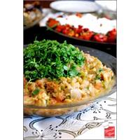 Yemek Cini - Sotelenmiş Köz Patlıcan
