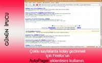 Firefox Autopager Eklentisi İle Rahat Gezinin