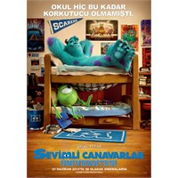 İlk Bakış: Monsters University