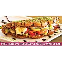 Özel Tarifi Ve Reçetesiyle Ödüllü Waffle'lar...