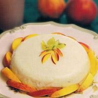 Şeftalili İrmik Pastası