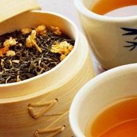 Zayıf Ve Sağlıklı Olmak İçin Yeşil Çay