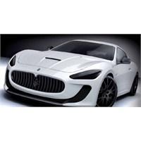 Maserati Granturismo Sport Türkiye'ye Geliyor