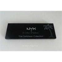 Nyx 5'li Far Paleti - İ Dream Of St. Kitt