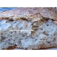 Ev Yapımı Trabzon Ekmeği