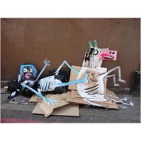 Çöp Değil Sokak Sanatı