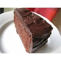Eritilmiş Çikolatalı Kek Tarifi