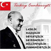 """""""Atatürk İlkeleri""""ni Unutmayalım!"""