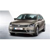 Volkswagen Passat'ta Drd Avantajı