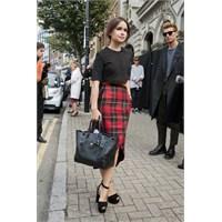 Londra Moda Haftası- Sokak Stilleri