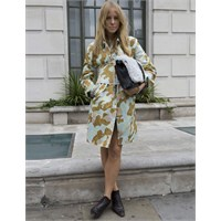 Londra Fashion Week Sokak Modası