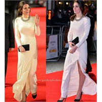 Recycle Kate: Roland Mouret Lombard Elbise