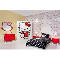 Hello Kitty Ve Keroppi Dolap