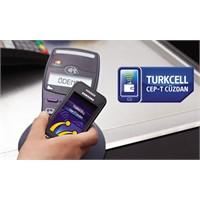 Turkcell Yemek Kartları 'cep-t Cüzdan Servisin'de