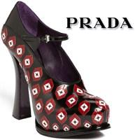 Prada Sonbahar 2012 Ayakkabı Modelleri